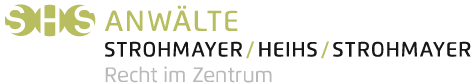 SHS Anwälte Logo